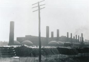Blackmer & Post Pipe Co. Pipe Storage & Plant