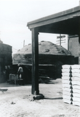 Beehive kiln, Mitchell Fire Clay Company