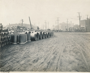 Blackmer & Post Pipe Co. Pipe Yards