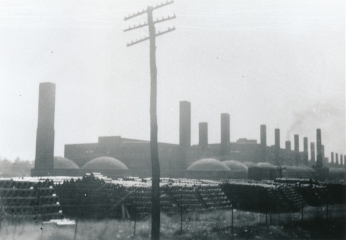 Blackmer & Post Pipe Co. Pipe Storage & Plant