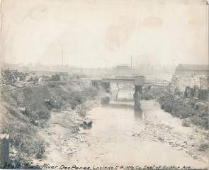 Bridge over River Des Peres