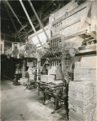 Interior of Firesafe Products Company Plant