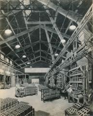 Haydite Block Manufacturing Plant