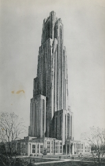 """Cathedral of Learning"""