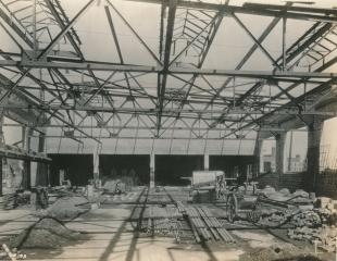 Wabash Railway Company Fruit Auction Warehouse