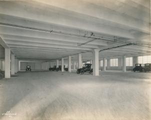 Post Office Garage