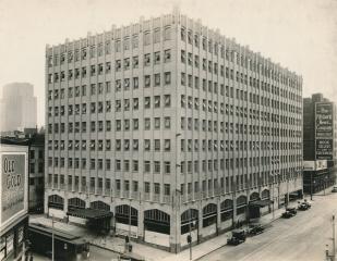McCann Store Building