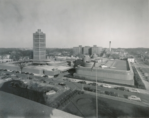 Research and Development Tower, S. C. Johnson & Son