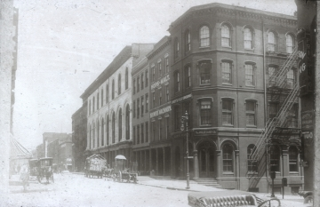 First Merchant's Exchange Building