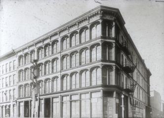 Chouteau Building