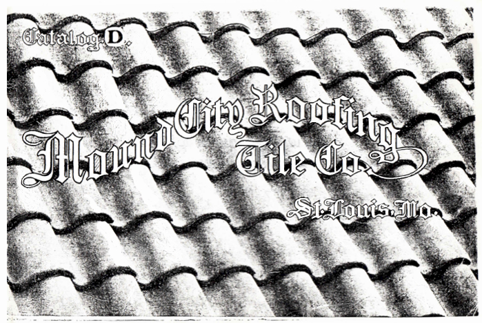 Mound City Roofing Tile Catalog