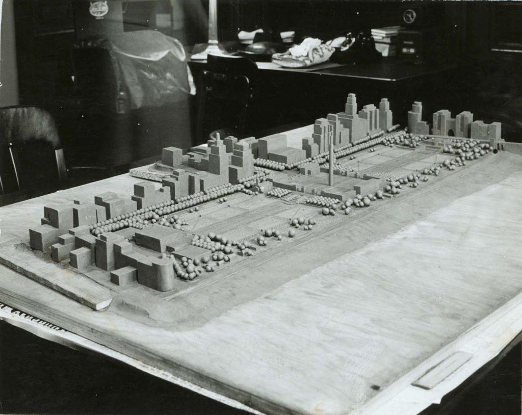 Plan 8009 Plasticine Model