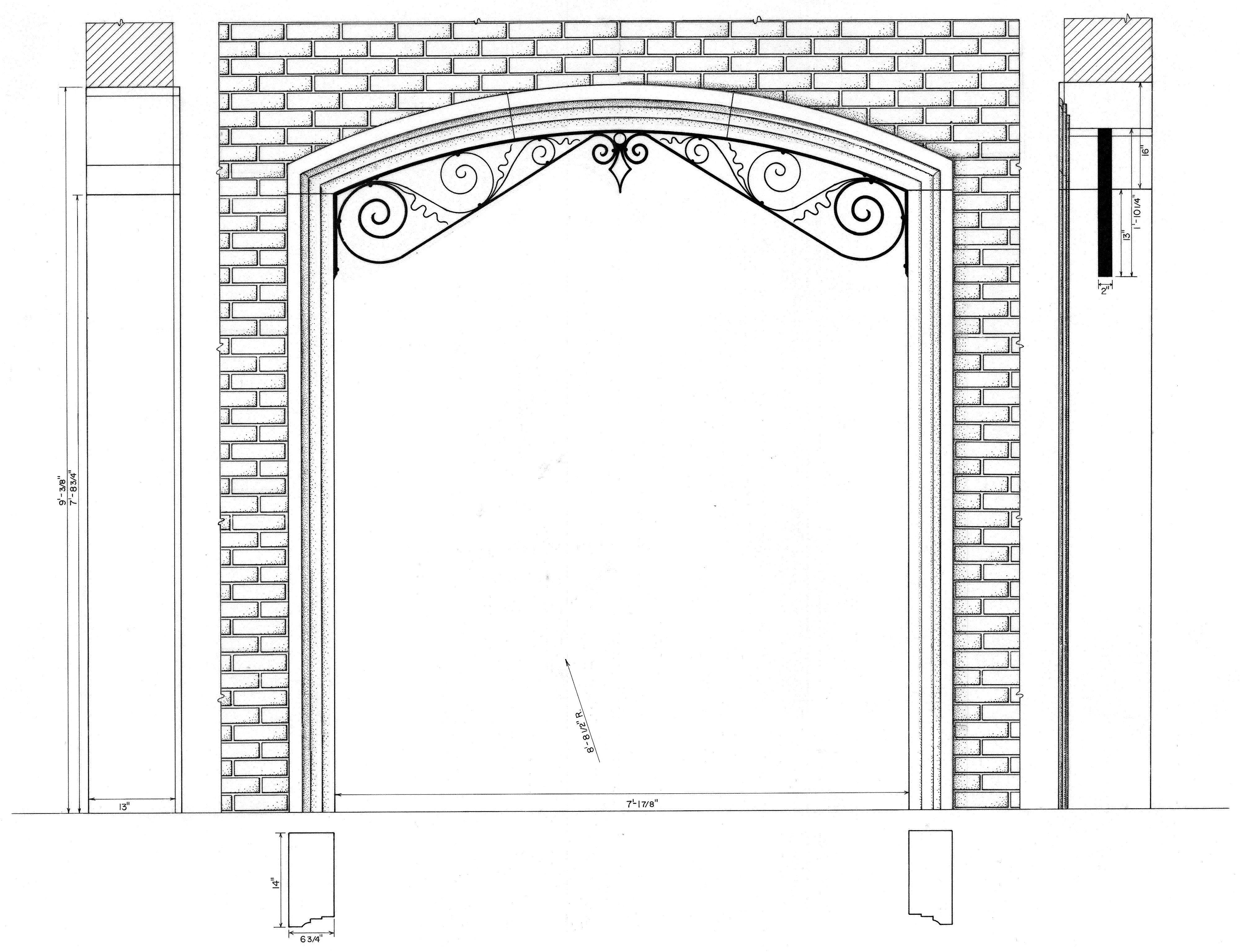 McPherson arches 3943