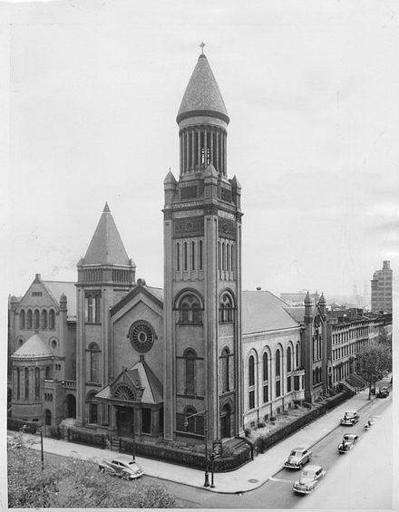 Church of the Messiah, Brooklyn, New York, 1950